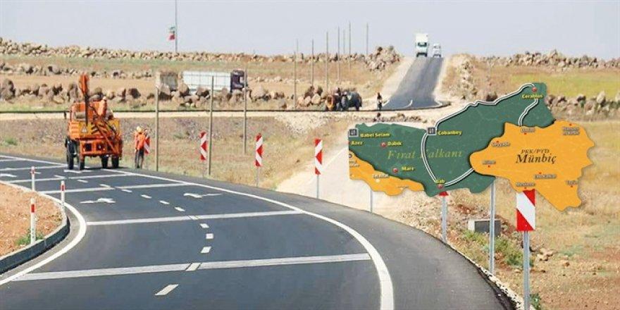 Suriye'ye duble yol
