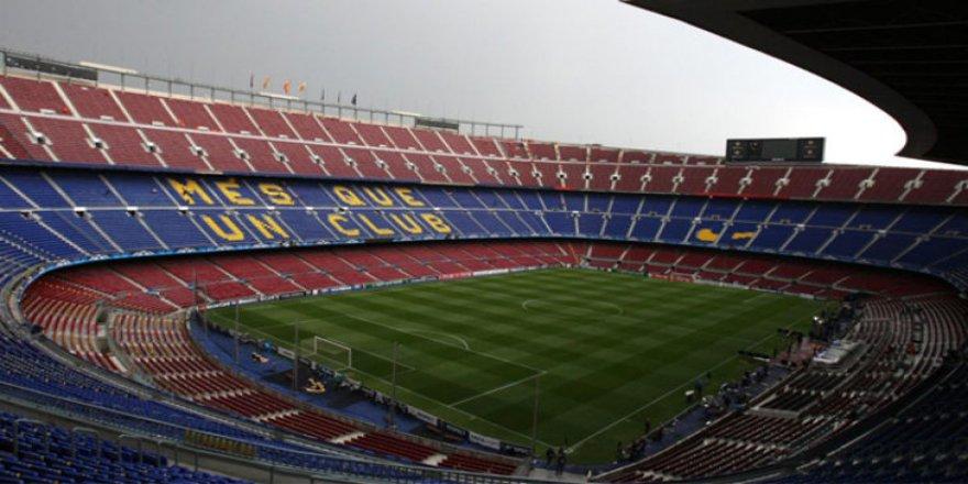 Barcelona, Nou Camp'ın isim hakkını satıyor