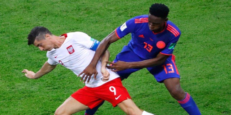 Yerry Mina, Manchester United'ı takibe aldı