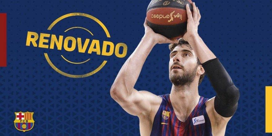 Barcelona, Ante Tomic'in sözleşmesini uzattı
