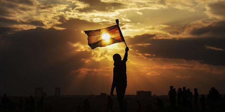 Büyük Dönüş Yürüyüşü'nün bilançosu: 155 şehit