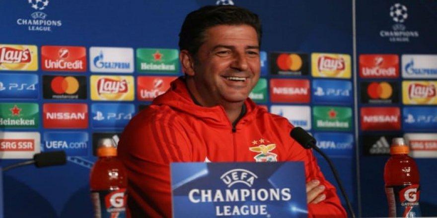 Benfica hocasından Fenerbahçe itirafı