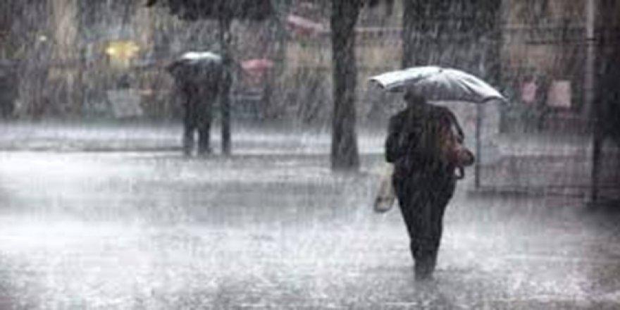 Son 13 yılın yağış rekoru