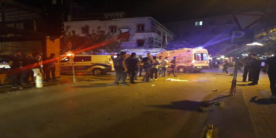 Pompalı tüfekli saldırganlar dehşet saçtı