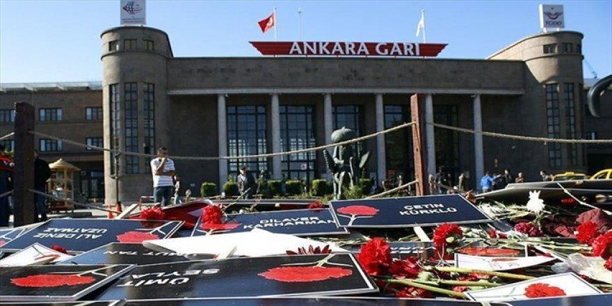 Ankara Garı saldırısında karar açıklandı