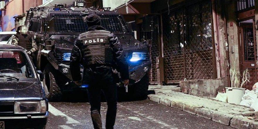 PKK'nın keşif hücresi çökertildi