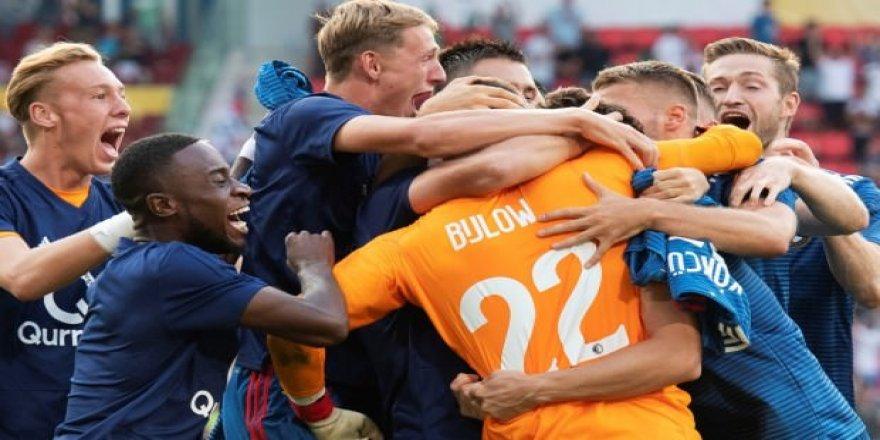 Kupa Feyenoord'un oldu!
