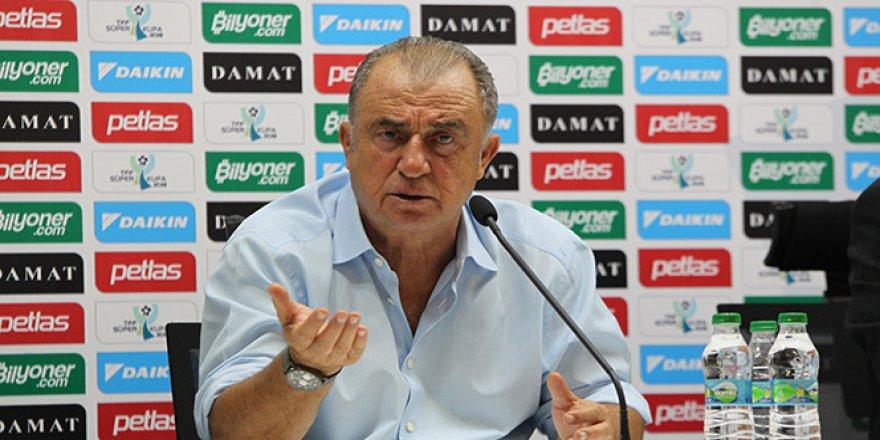 Galatasaraydan Fatih Terim kararı