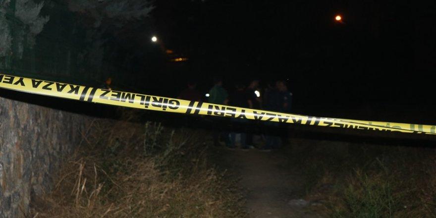 Başından vurulmuş erkek cesedi bulundu