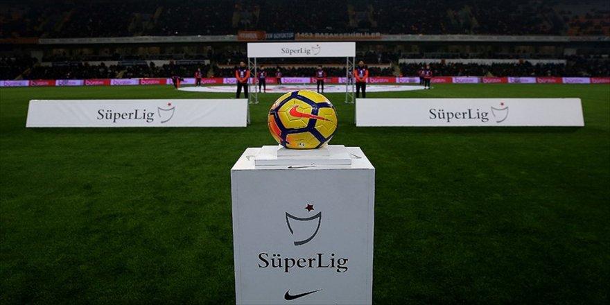 Süper Lig'de ilk hafta tamamlandı