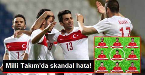 TFF'DEN SKANDAL HATA..!