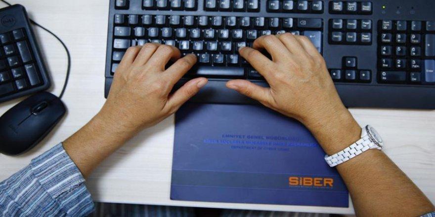 'Siber dolandırıcılık' operasyonu