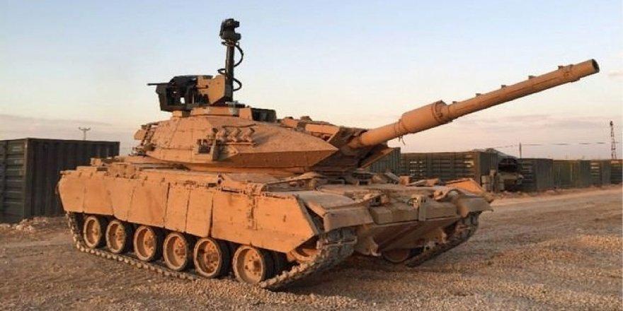 Tanksavar füzelerini havada tespit edecek
