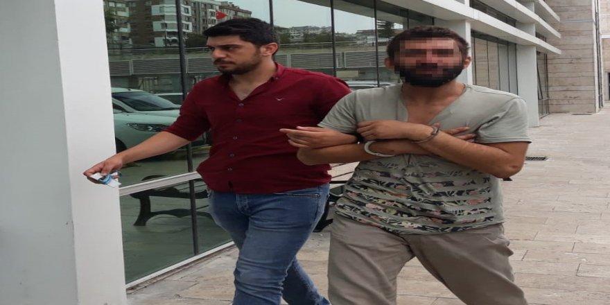 Uyuşturucu satışı yaptığı iddia edilen şüpheli tutuklandı