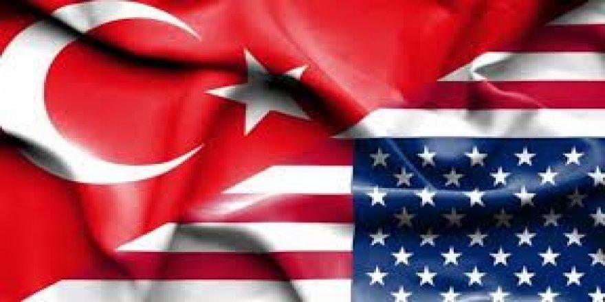 Türk heyeti ABD'de görüşmelere devam ediyor
