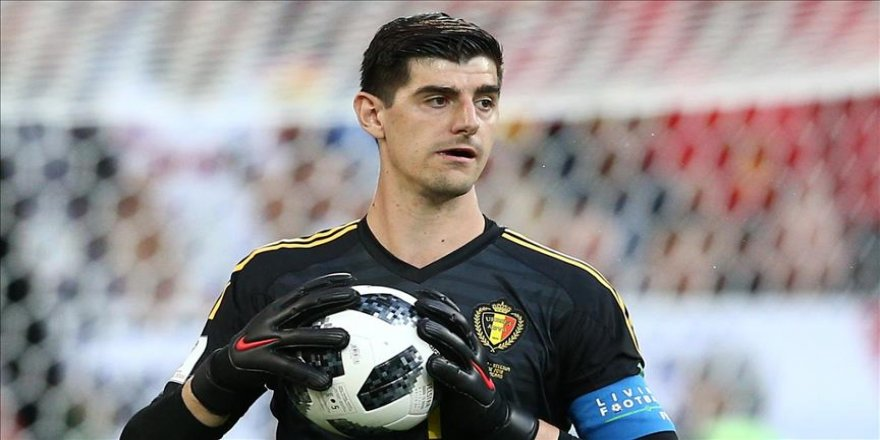 Courtois Real Madrid'de