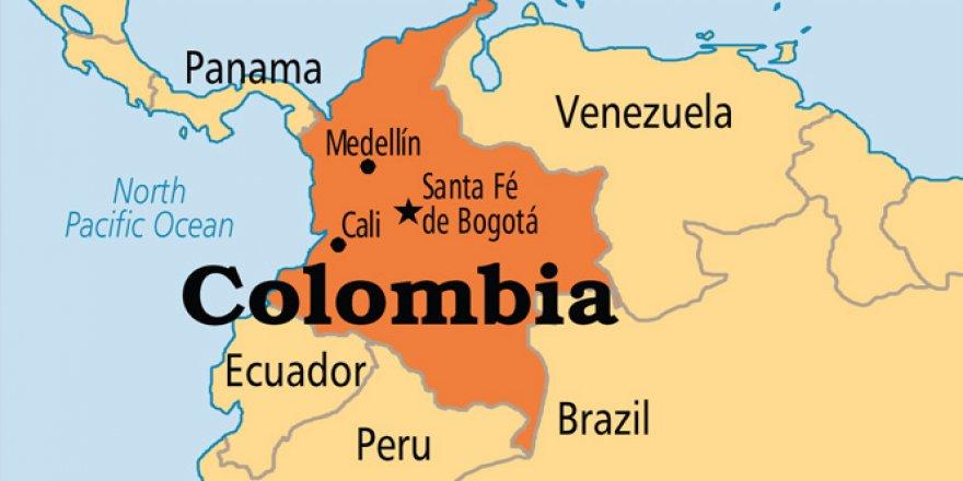 Kolombiya Filistin Devleti'ni resmen tanıdı