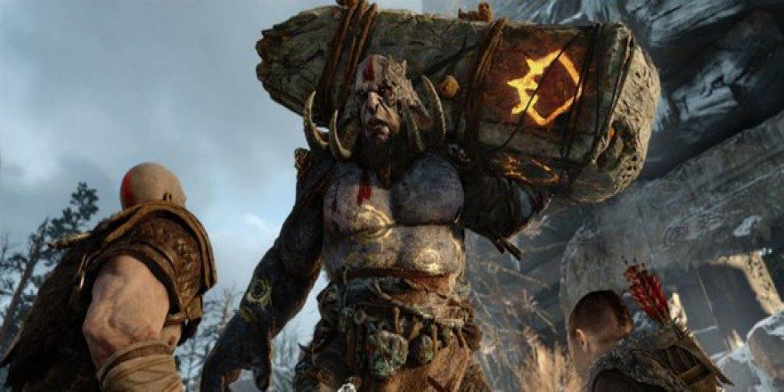 God of War'a New Game+ güncellemesi geliyor!