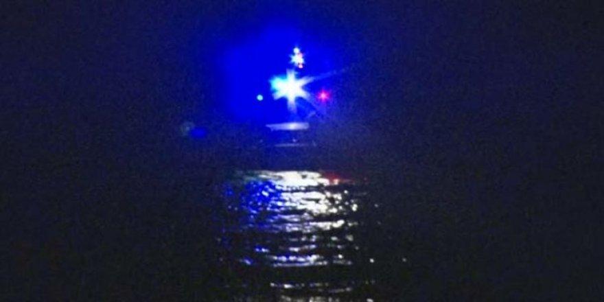 Balıkçı teknesi battı
