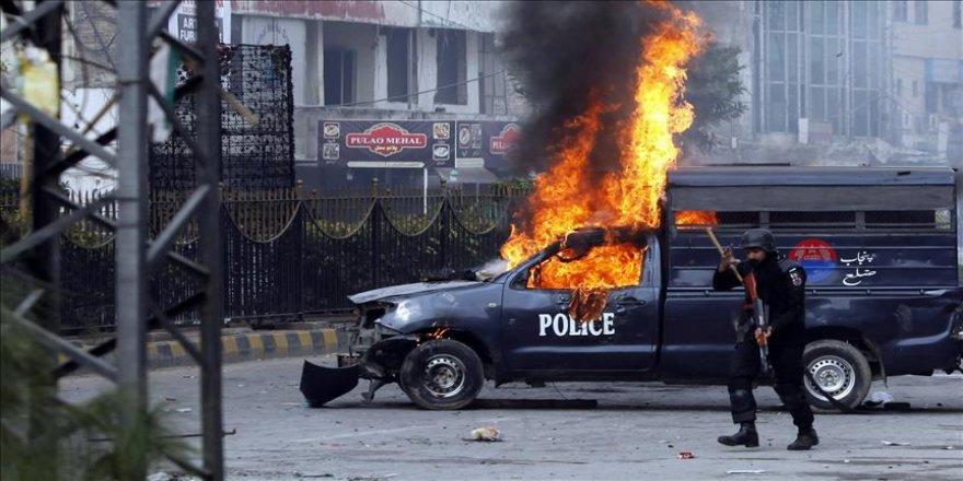 Polise saldırı: 3 ölü