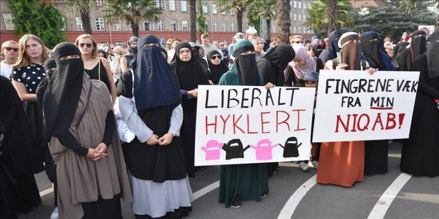 Peçeli kadınlara hapis cezası gündemde