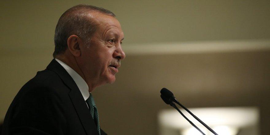 Erdoğan, Kuveyt Emiri El Sabah ile görüştü