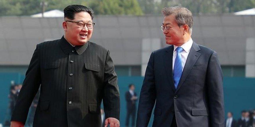 Kore'de üçüncü zirve