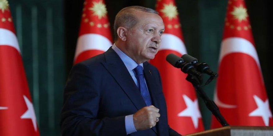 Erdoğan'dan 'A Takımı'na ilk talimat