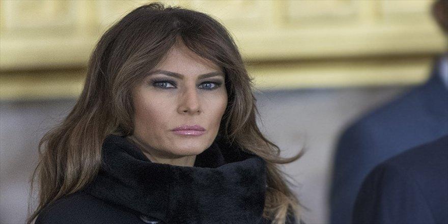 'Melania Trump boşanacak' iddiası