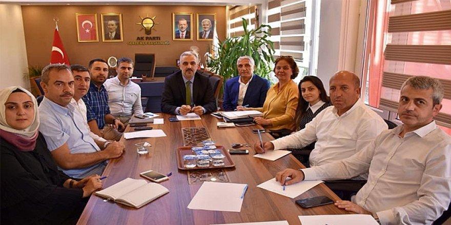 İcra kurulu Gebze'de toplandı