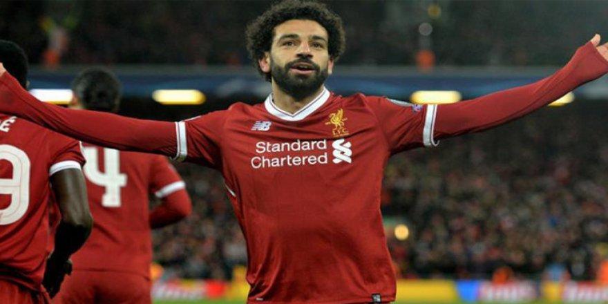 Liverpool Mohamed Salah'ı ihbar etti