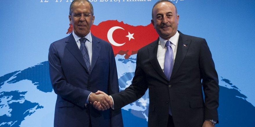 Sergey Lavrov, Ankara'da
