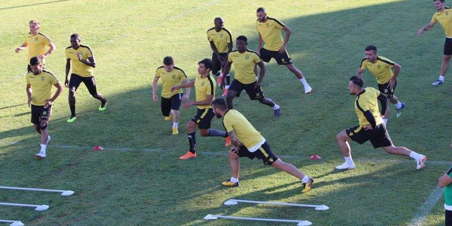 Yeni Malatyaspor'da Fenerbahçe mesaisi