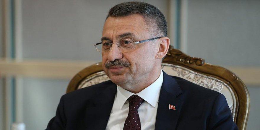 Oktay, AK Parti'nin 17. kuruluş yıl dönümünü kutladı