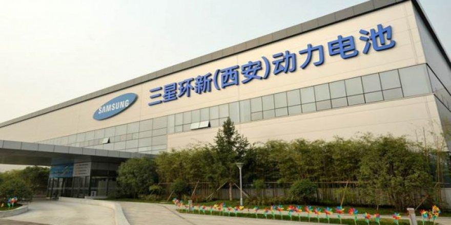 Samsung, Çin'deki fabrikasını kapatabilir