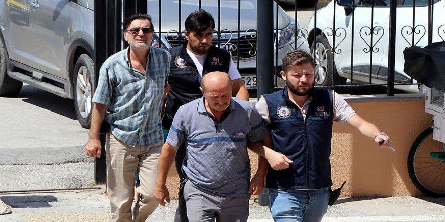 HDP İl Başkanı Altan gözaltına alındı