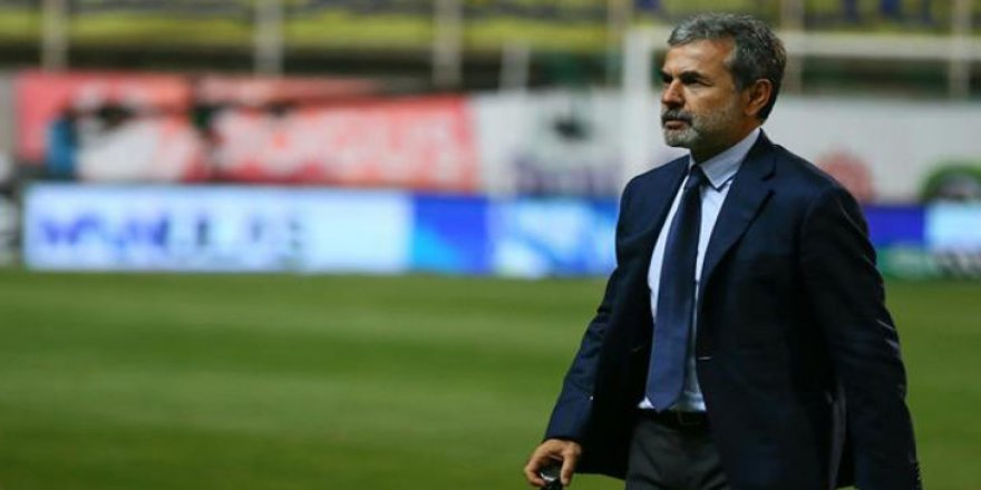 Fenerbahçe'de sürpriz