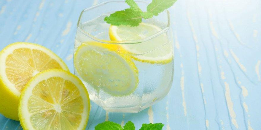 Limonata böbrek taşına iyi geliyor