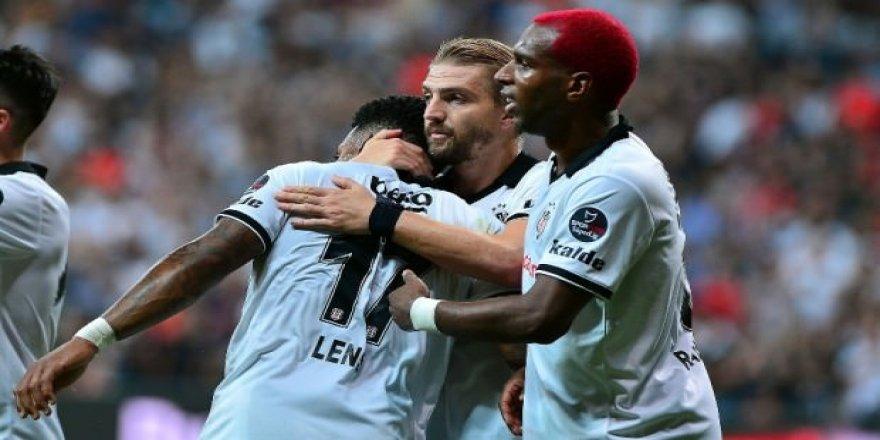 Beşiktaş tur peşinde