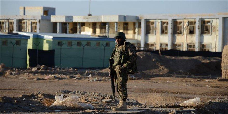 Askeri üsse saldırı: 38 ölü