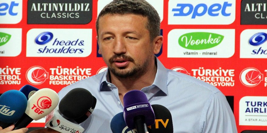 Türkoğlu: İlk hedefimiz Dünya Kupası'na katılmak