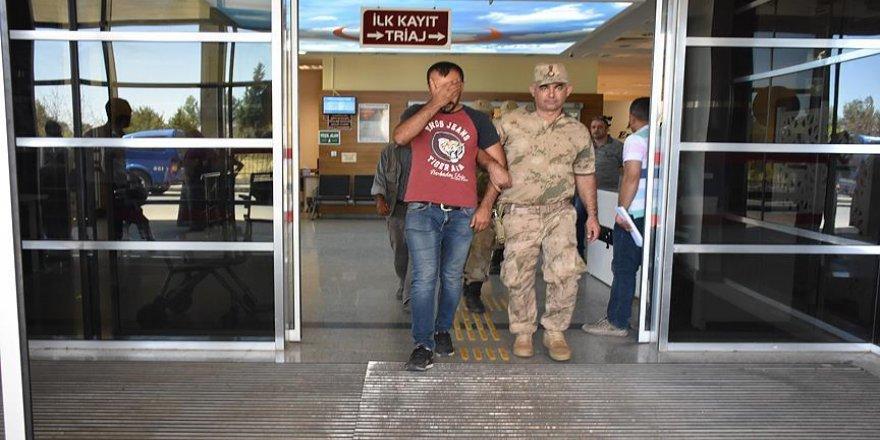 Bombalı saldırı soruşturmasında 8 gözaltı