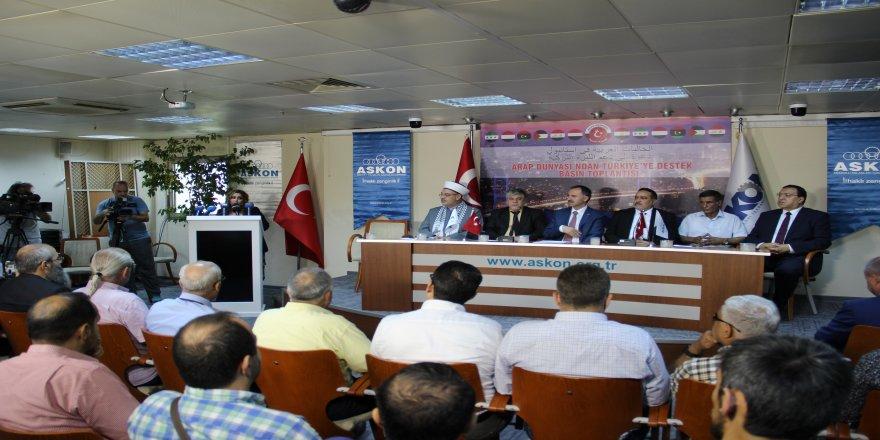 Arap Dünyası'ndan TL'ye destek açıklaması