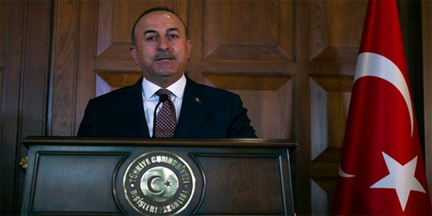 Bakan Çavuşoğlu'ndan Avrupa Birliği açıklaması