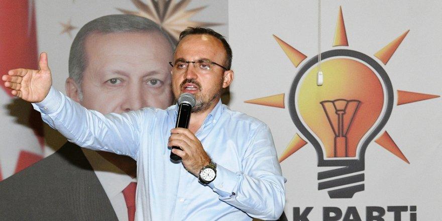 Turan: Türkiye batarsa okyanuslar karışır