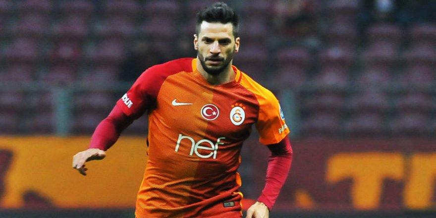 Galatasaray'dan, Hakan Balta'ya teşekkür