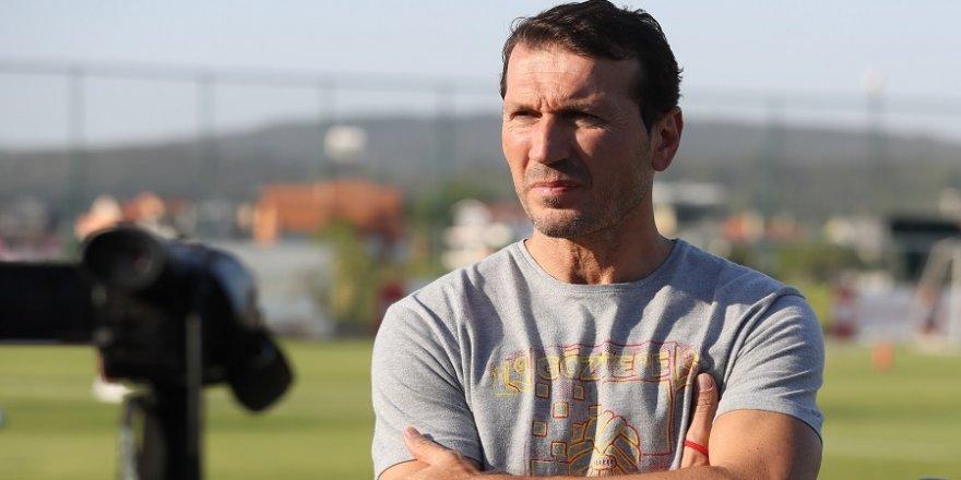 Bektaş: Galatasaray'a yenilmeden döneceğiz