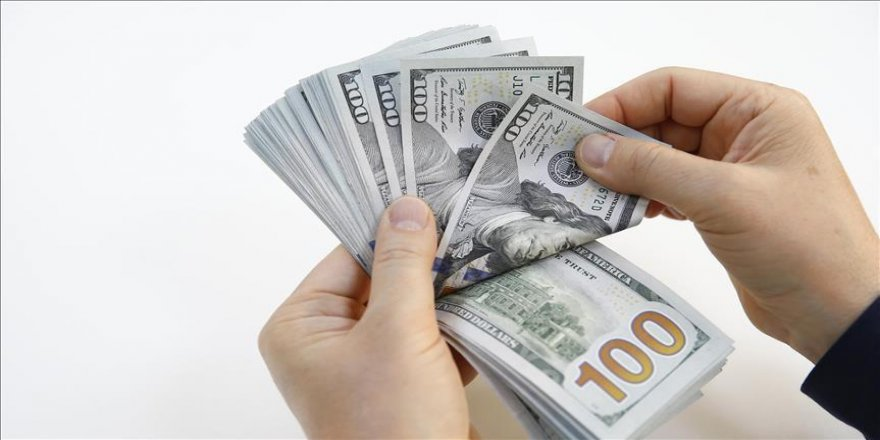 Dolar/TL, güne düşüşle başladı