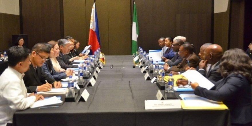 Filipinler ve Nijerya anlaştı