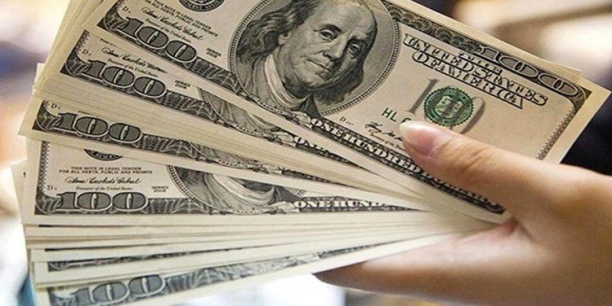Dolar aniden fırladı